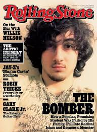 Rolling Stone, Tsarnaev Cover