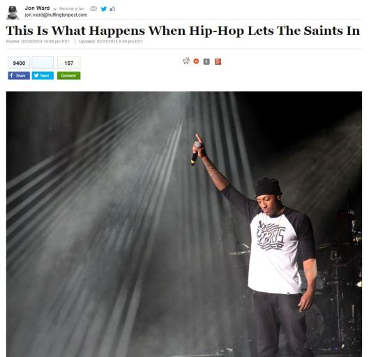 2014, Journalism, Lecrae, HP